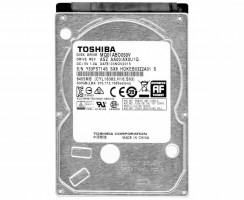 Hard Disk laptop Toshiba MQ01ABD050V 500GB 5400rpm 8MB SATA 2