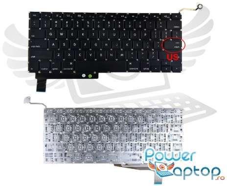 Tastatura Apple MacBook Pro 15 MC373. Keyboard Apple MacBook Pro 15 MC373. Tastaturi laptop Apple MacBook Pro 15 MC373. Tastatura notebook Apple MacBook Pro 15 MC373