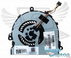 Cooler laptop HP  15-bw008AX. Ventilator procesor HP  15-bw008AX. Sistem racire laptop HP  15-bw008AX