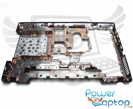 Bottom Lenovo  G565. Carcasa Inferioara Lenovo  G565 Neagra