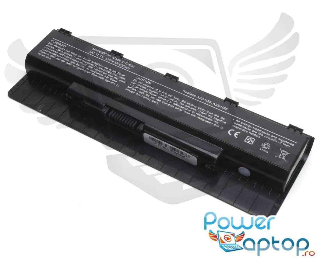 Baterie Asus N76 imagine
