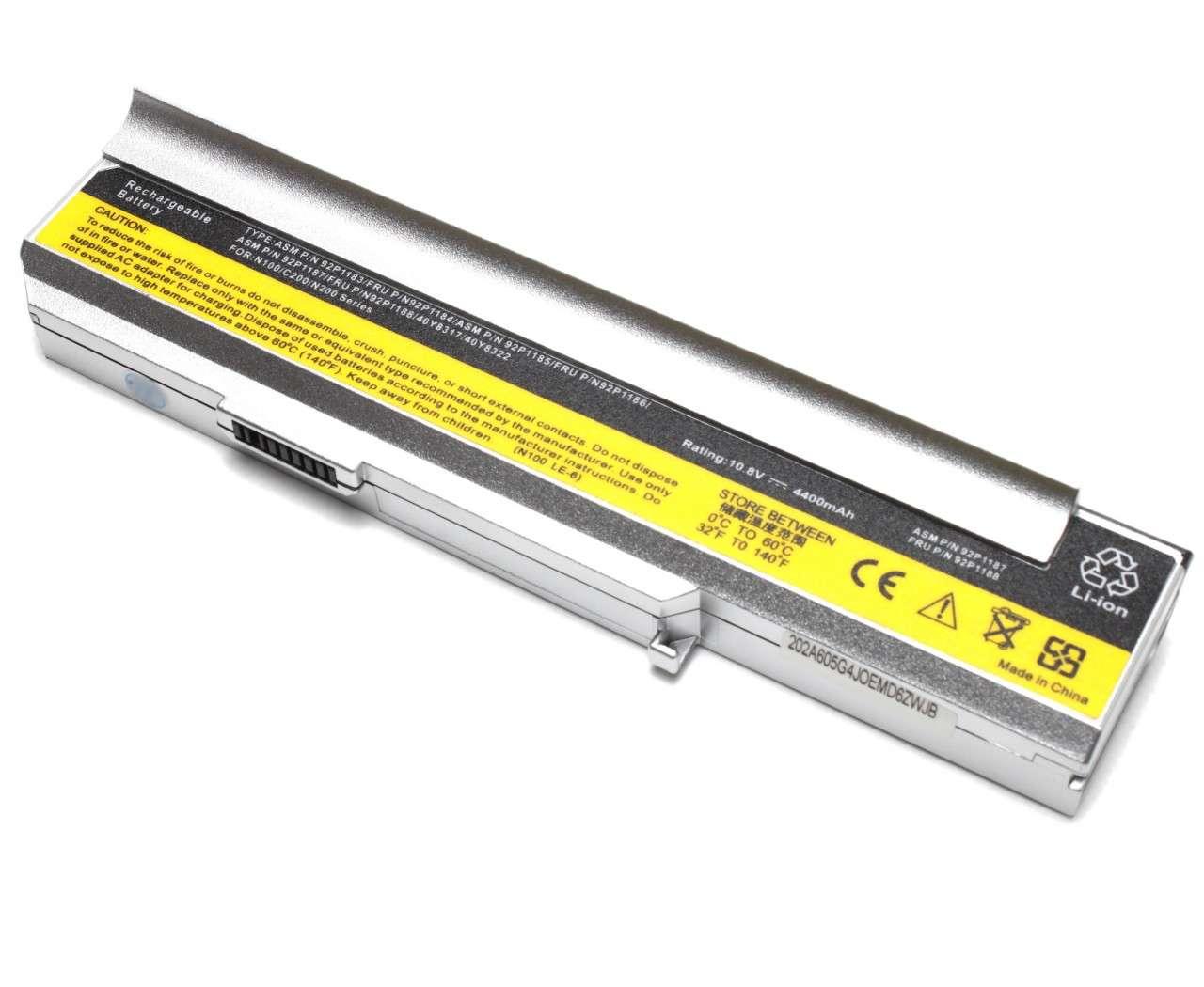Baterie Lenovo 3000 N100 15.4 inch imagine powerlaptop.ro 2021