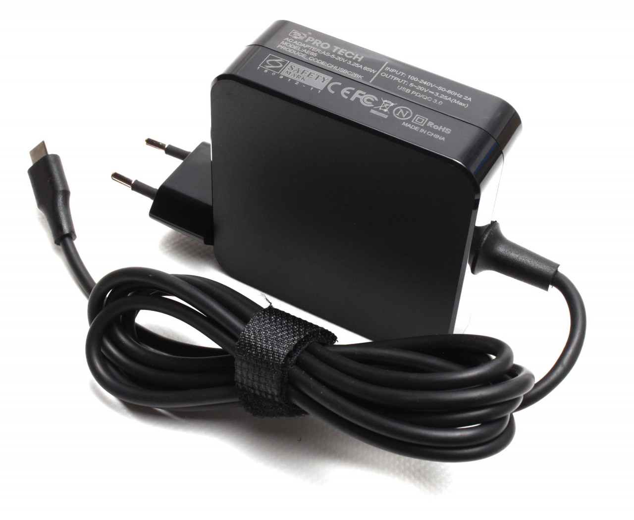 Incarcator Apple MJ262CH/A 65W Replacement imagine powerlaptop.ro 2021