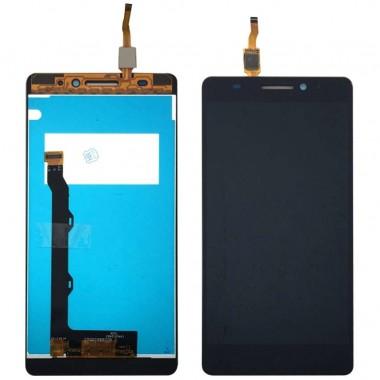 Ansamblu Display LCD  + Touchscreen Lenovo A7000. Modul Ecran + Digitizer Lenovo A7000