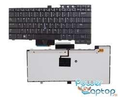 Tastatura Dell Latitude E6400 ATG. Keyboard Dell Latitude E6400 ATG. Tastaturi laptop Dell Latitude E6400 ATG. Tastatura notebook Dell Latitude E6400 ATG