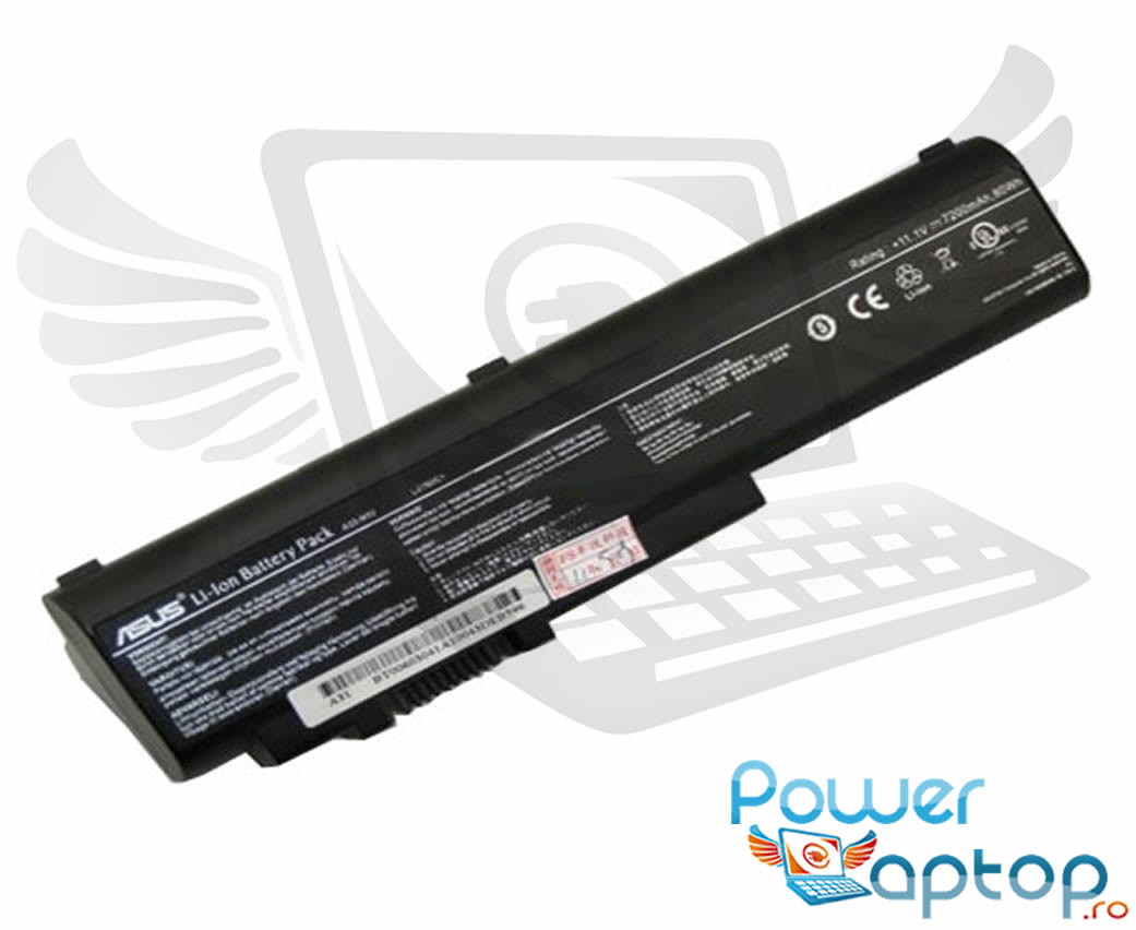 Imagine 280.0 lei - Baterie Asus N51vn Originala