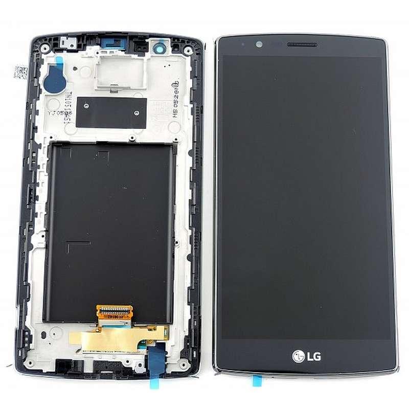 Display LG G4 H815 cu rama imagine powerlaptop.ro 2021