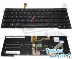 Tastatura Lenovo  831-00311-00a iluminata. Keyboard Lenovo  831-00311-00a. Tastaturi laptop Lenovo  831-00311-00a. Tastatura notebook Lenovo  831-00311-00a