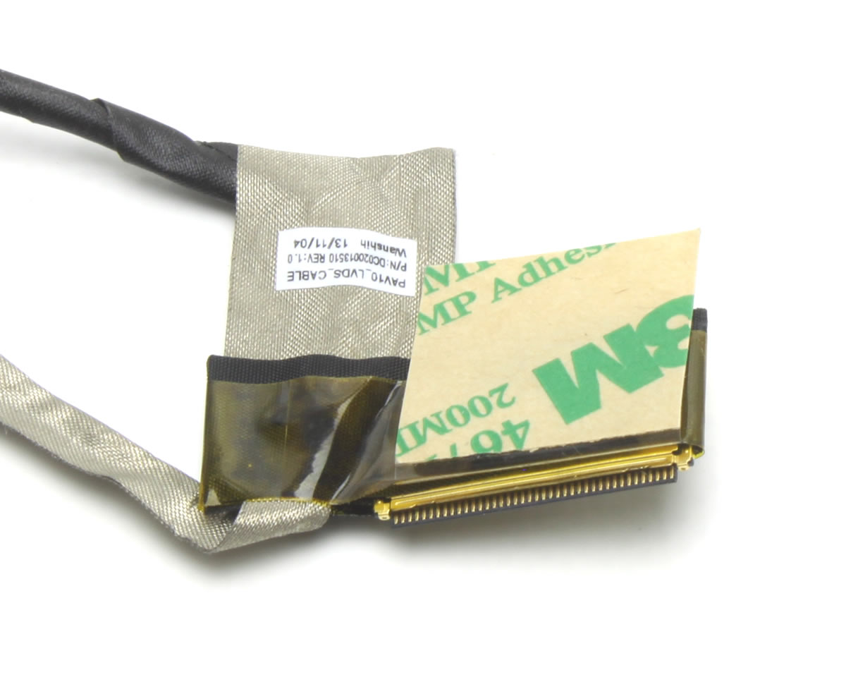 Cablu video LVDS Toshiba Mini NB250 imagine powerlaptop.ro 2021