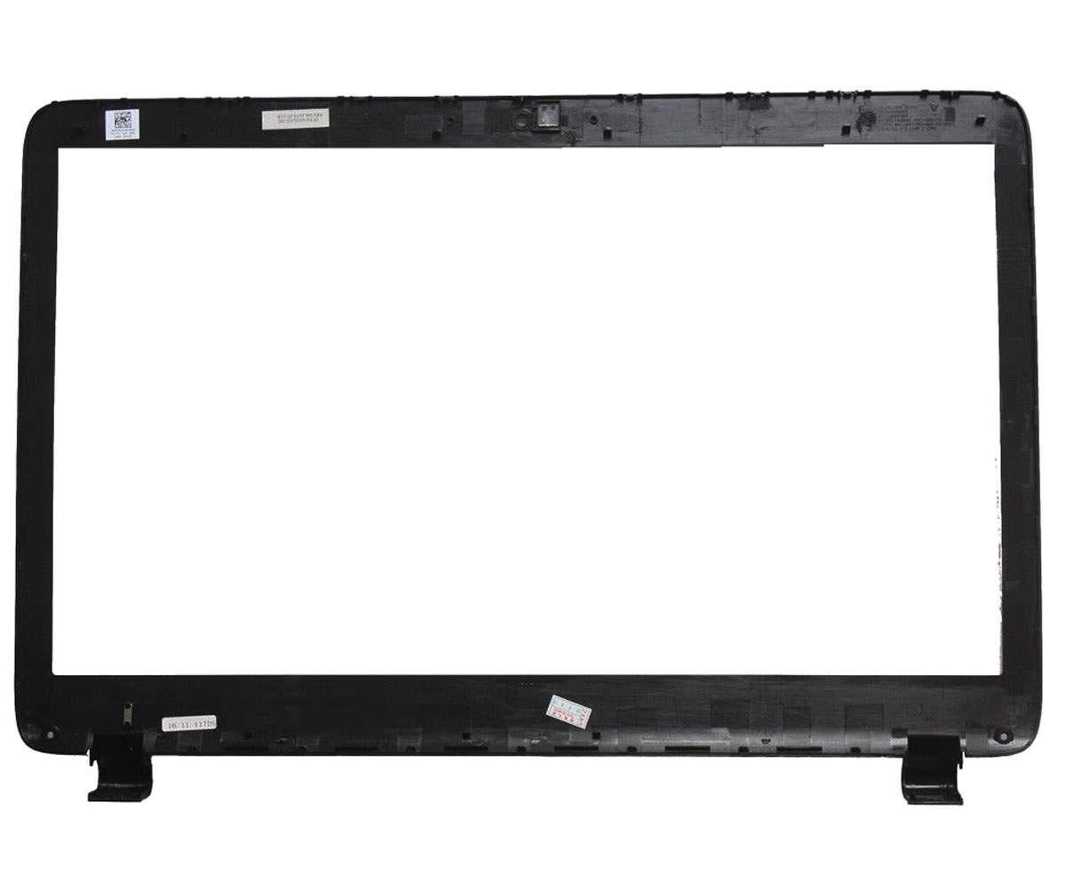 Rama Display HP 768125 001 Bezel Front Cover Neagra imagine powerlaptop.ro 2021
