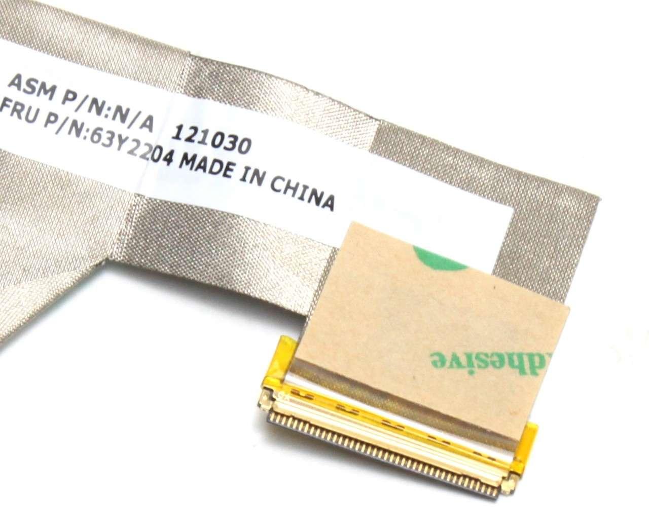 Cablu video LVDS Lenovo ThinkPad Edge E40 imagine powerlaptop.ro 2021