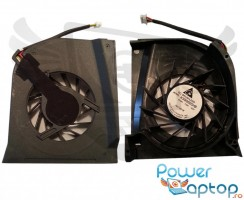 Cooler laptop HP Pavilion DV6570. Ventilator procesor HP Pavilion DV6570. Sistem racire laptop HP Pavilion DV6570