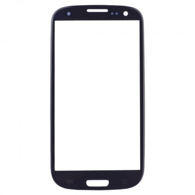 Touchscreen Digitizer Samsung i9300 Galaxy S3 Blue. Geam Sticla Smartphone Telefon Mobil Samsung i9300 Galaxy S3 Blue