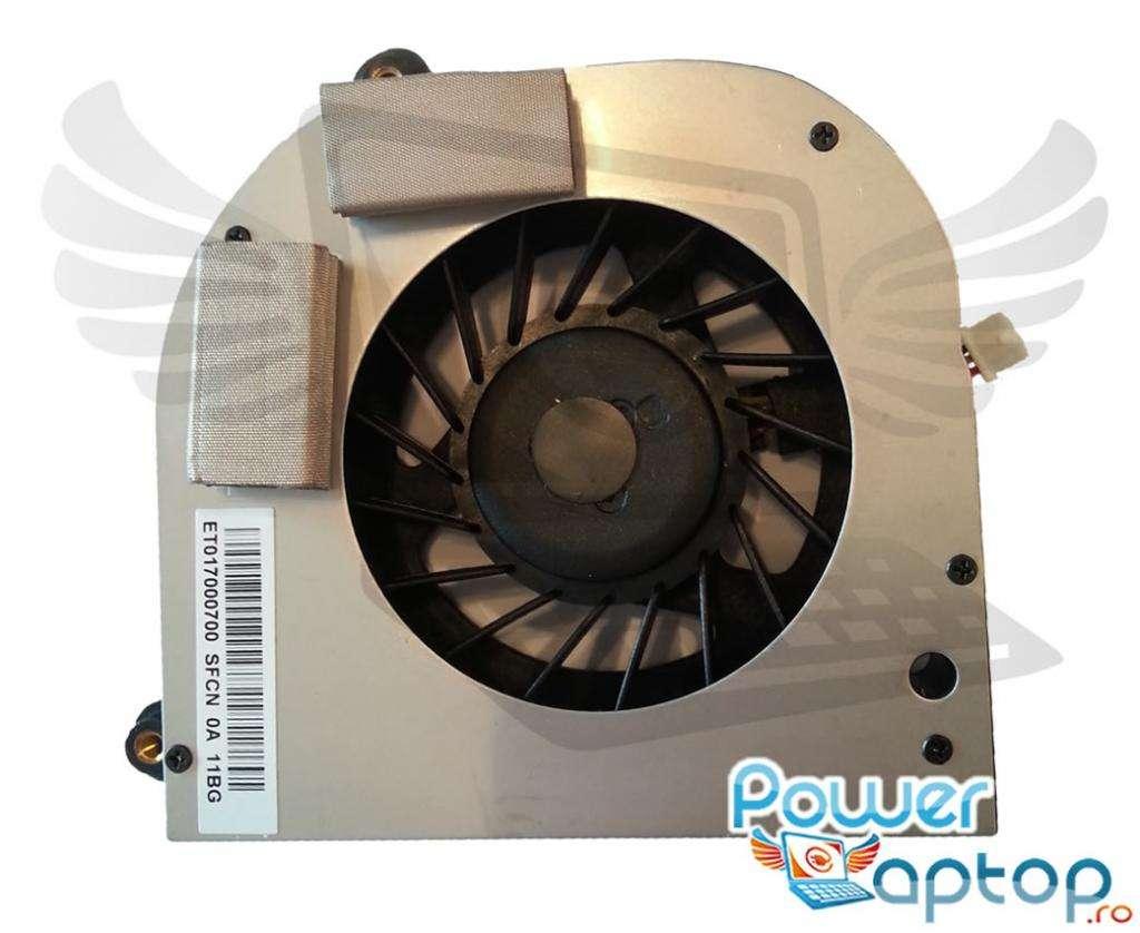 Cooler laptop Toshiba Satellite P200 imagine powerlaptop.ro 2021