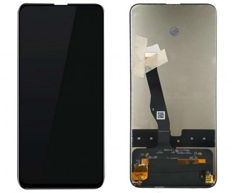 Ansamblu Display LCD + Touchscreen Huawei Honor 9X Black Negru . Ecran + Digitizer Huawei Honor 9X Black Negru