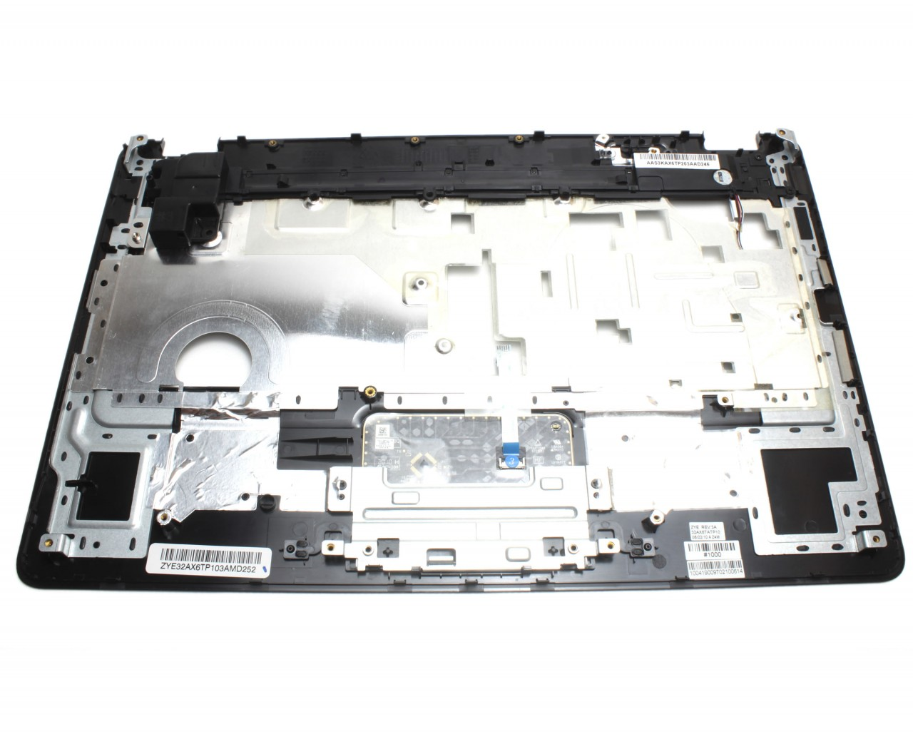 Palmrest HP ZYE32AX6TP Negru cu touchpad imagine powerlaptop.ro 2021