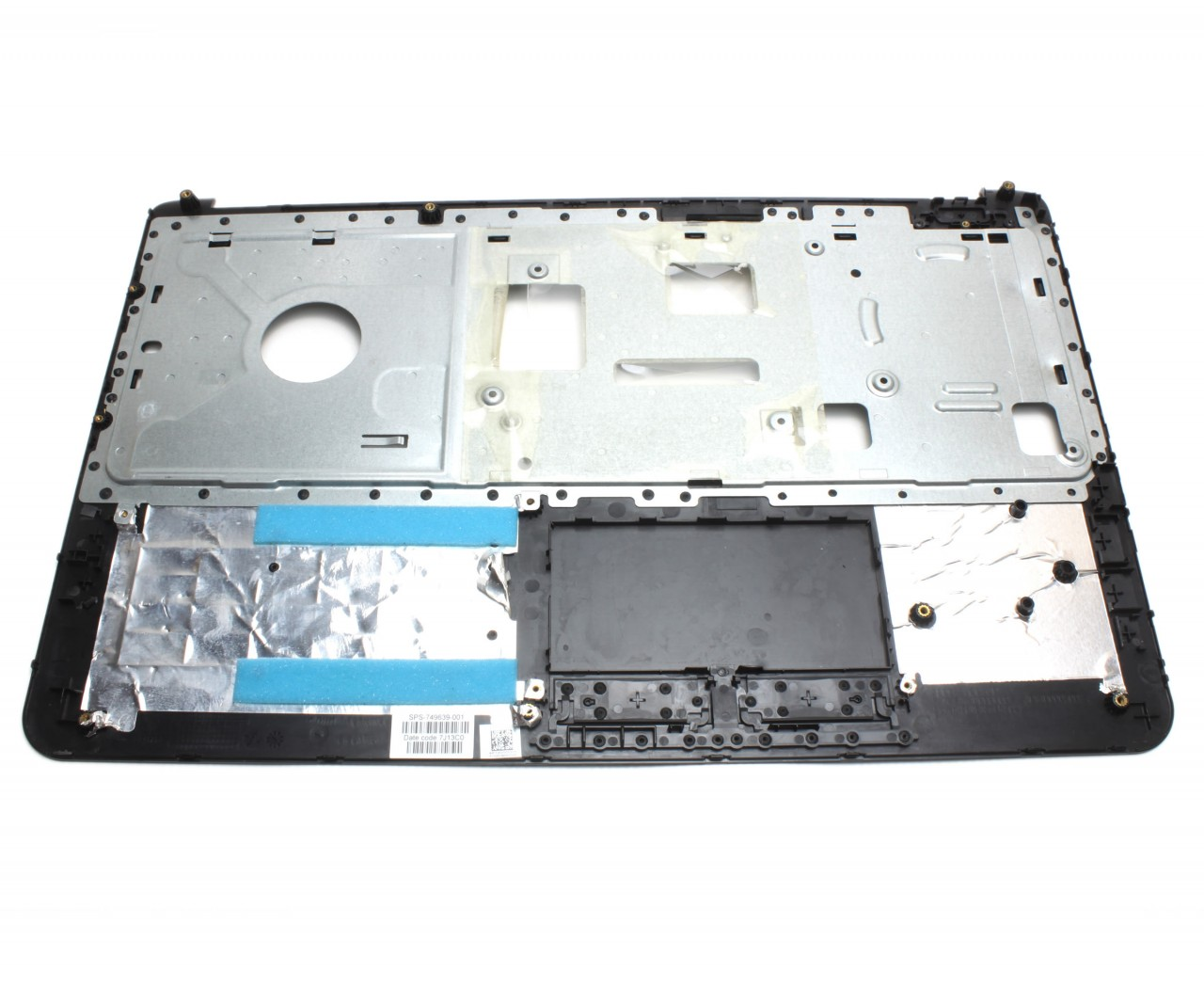 Palmrest HP 762529 B31 Negru fara touchpad imagine powerlaptop.ro 2021