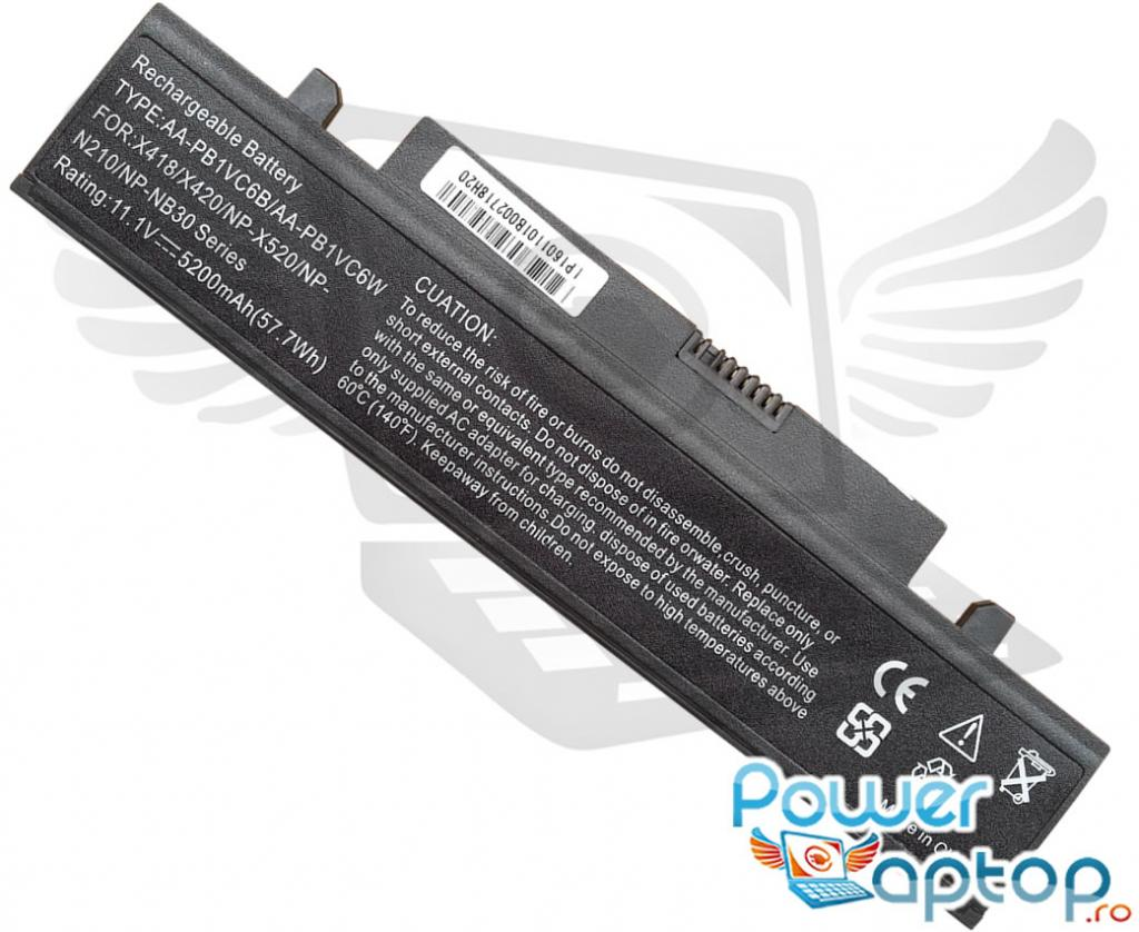 Baterie Samsung N210P imagine powerlaptop.ro 2021