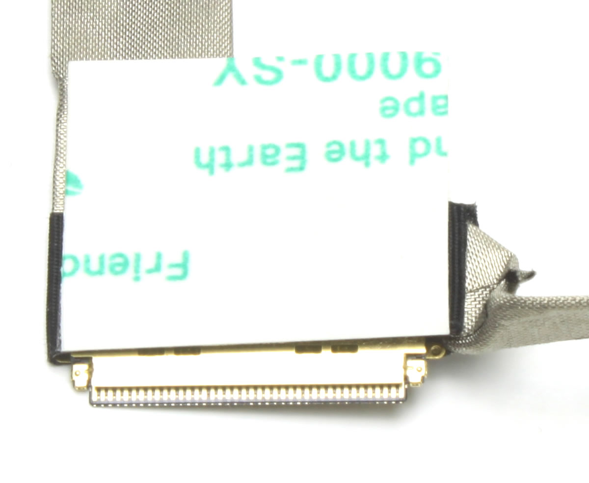 Cablu video LVDS Toshiba Satellite A660 imagine powerlaptop.ro 2021