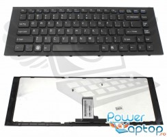 Tastatura Sony Vaio VPCEG21FX L. Keyboard Sony Vaio VPCEG21FX L. Tastaturi laptop Sony Vaio VPCEG21FX L. Tastatura notebook Sony Vaio VPCEG21FX L