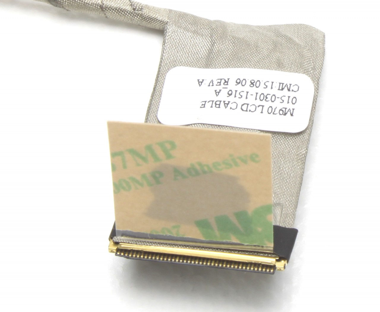 Cablu video LVDS Sony 015 0301 1516 A LED imagine powerlaptop.ro 2021