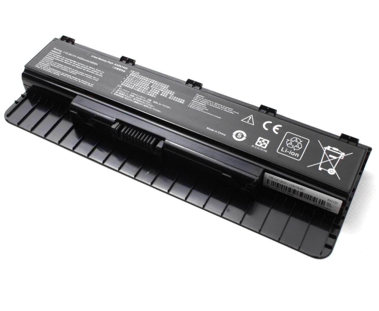 Baterie Asus N56J imagine powerlaptop.ro 2021