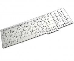 Tastatura Acer Aspire 7520g alba. Keyboard Acer Aspire 7520g alba. Tastaturi laptop Acer Aspire 7520g alba. Tastatura notebook Acer Aspire 7520g alba