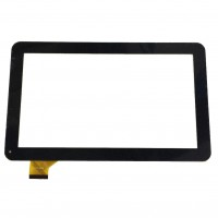 Digitizer Touchscreen Brigmton BTPC 1015QC 3G. Geam Sticla Tableta Brigmton BTPC 1015QC 3G