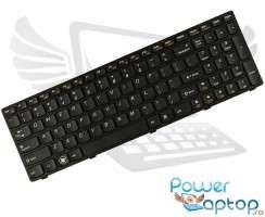 Tastatura Lenovo G585 . Keyboard Lenovo G585 . Tastaturi laptop Lenovo G585 . Tastatura notebook Lenovo G585