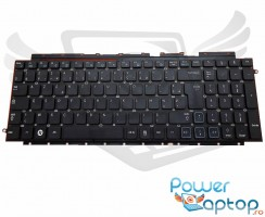 Tastatura Samsung  V138502AS. Keyboard Samsung  V138502AS. Tastaturi laptop Samsung  V138502AS. Tastatura notebook Samsung  V138502AS