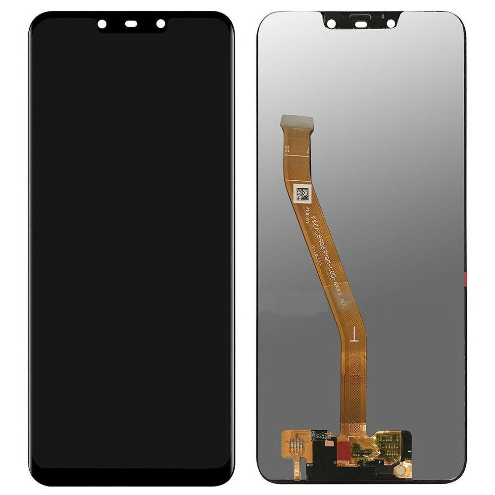 Display Huawei Mate 20 Lite Black Negru imagine powerlaptop.ro 2021
