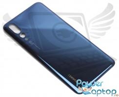 Capac Baterie Huawei P20 Pro Albastru Midnight Black. Capac Spate Huawei P20 Pro Albastru Midnight Black