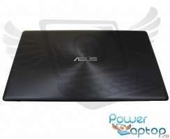 Carcasa Display Asus  K550CA. Cover Display Asus  K550CA. Capac Display Asus  K550CA Neagra