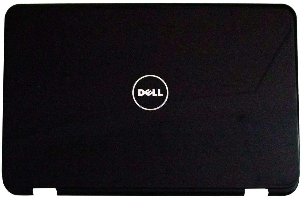 Capac Display BackCover Dell Inspiron M5010 Carcasa Display Neagra imagine powerlaptop.ro 2021