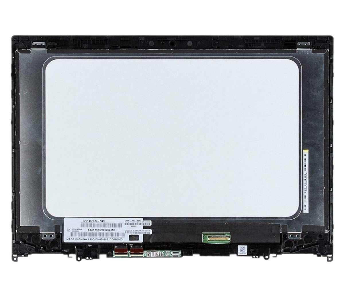 Ansamblu Display cu Touchscreen Lenovo Yoga 520 14IKBR imagine powerlaptop.ro 2021