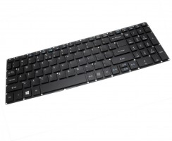 Tastatura Acer Aspire E5-575 iluminata backlit. Keyboard Acer Aspire E5-575 iluminata backlit. Tastaturi laptop Acer Aspire E5-575 iluminata backlit. Tastatura notebook Acer Aspire E5-575 iluminata backlit
