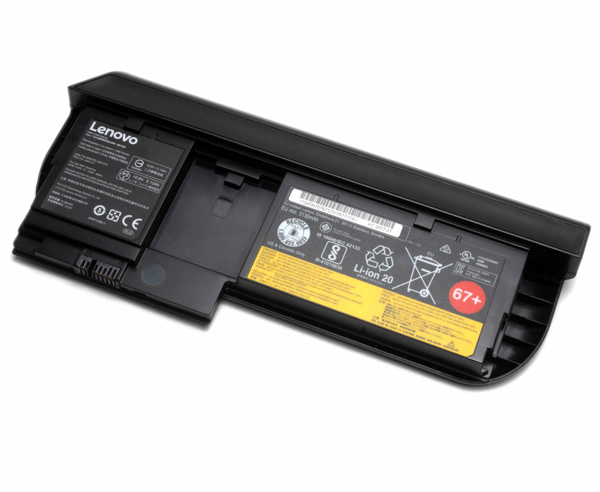 Baterie Lenovo ThinkPad X220 Tablet Originala 63Wh imagine powerlaptop.ro 2021