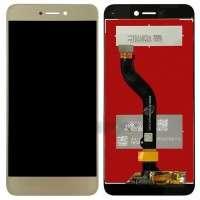Ansamblu Display LCD + Touchscreen Huawei Ascend P8 Lite 2017 PRA-LX1 Gold Auriu . Ecran + Digitizer Huawei Ascend P8 Lite 2017 PRA-LX1 Gold Auriu