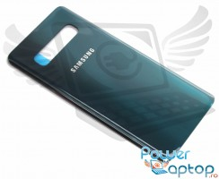 Capac Baterie Samsung Galaxy S10 G973 Verde Prism Green. Capac Spate Samsung Galaxy S10 G973 Verde Prism Green