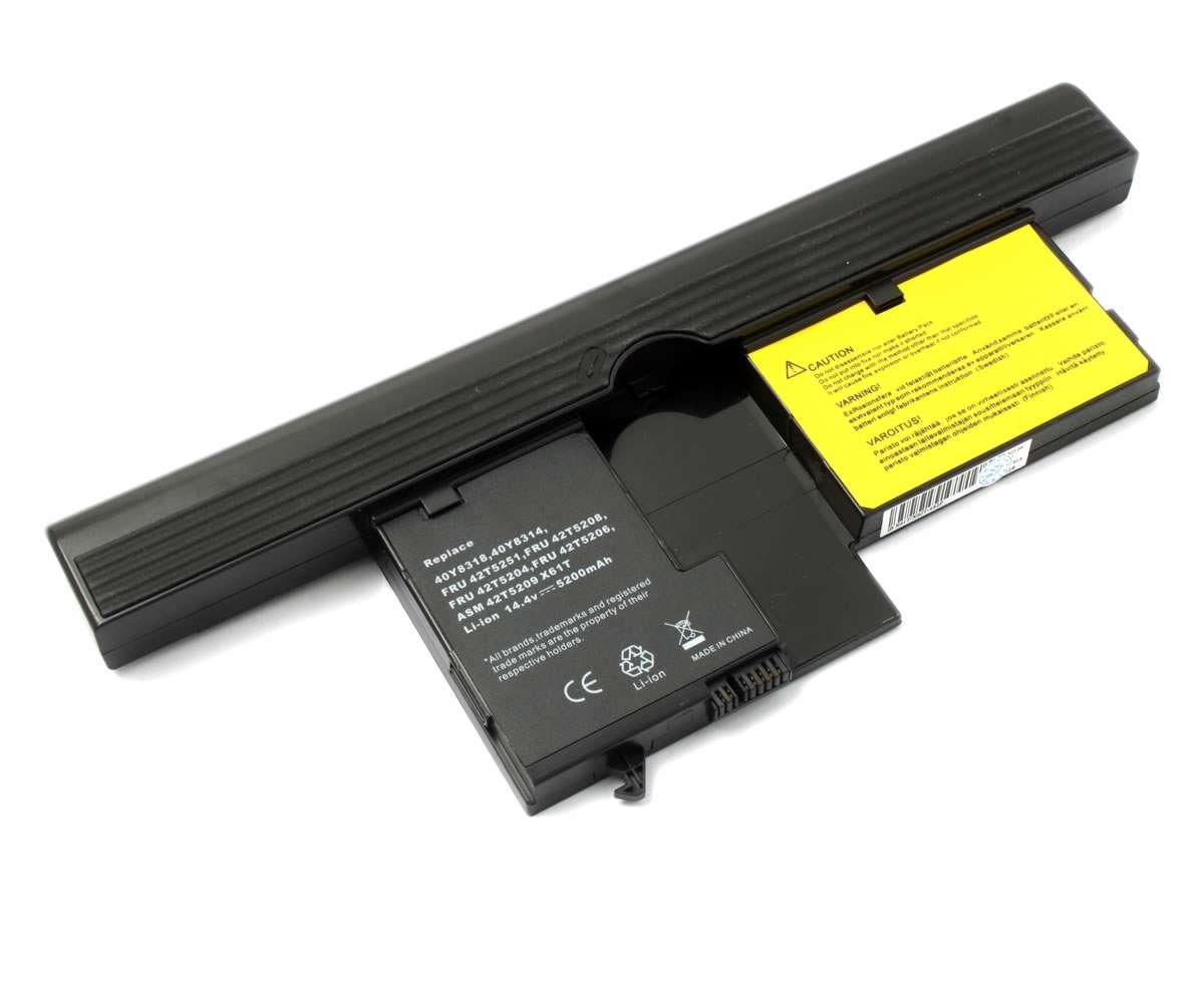 Baterie Lenovo 42T5251 imagine powerlaptop.ro 2021