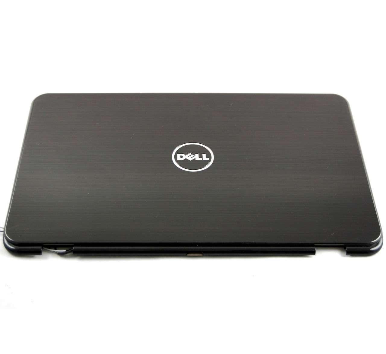 Capac Display BackCover Dell Inspiron N5110 Carcasa Display Neagra imagine powerlaptop.ro 2021