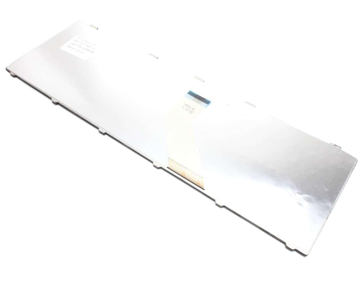 Tastatura Fujitsu Lifebook AH502 neagra imagine powerlaptop.ro 2021