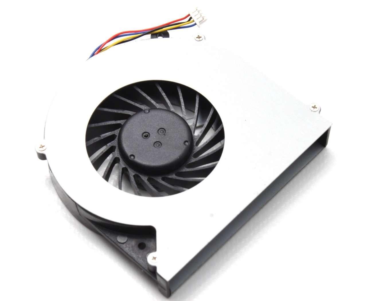 Cooler laptop Toshiba C55-A Mufa 4 pini imagine powerlaptop.ro 2021