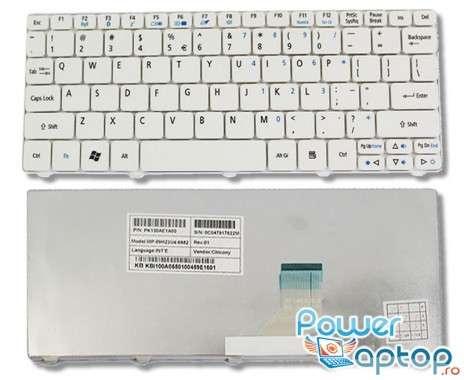 Tastatura Gateway LT21  alba. Keyboard Gateway LT21  alba. Tastaturi laptop Gateway LT21  alba. Tastatura notebook Gateway LT21  alba