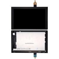 Ansamblu Display LCD  + Touchscreen Lenovo Yoga Tab 3 10.1 YT3-X50F . Modul Ecran + Digitizer Lenovo Yoga Tab 3 10.1 YT3-X50F