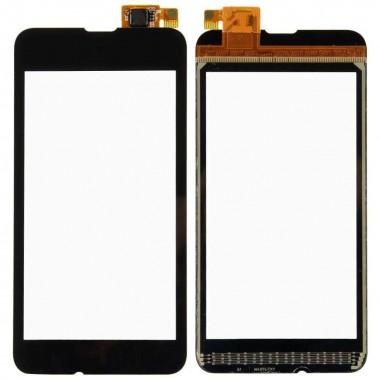 Touchscreen Digitizer Nokia Lumia 530 Dual SIM. Geam Sticla Smartphone Telefon Mobil Nokia Lumia 530 Dual SIM