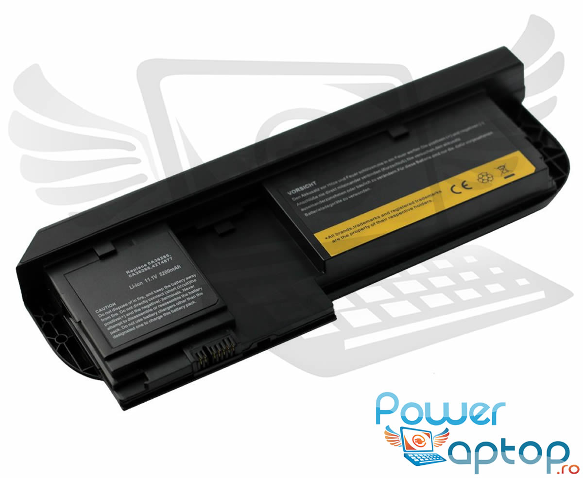 Baterie Lenovo 42T4881 imagine powerlaptop.ro 2021
