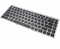 Tastatura Sony Vaio VGN-FW93XS neagra cu rama gri. Keyboard Sony Vaio VGN-FW93XS neagra cu rama gri. Tastaturi laptop Sony Vaio VGN-FW93XS neagra cu rama gri. Tastatura notebook Sony Vaio VGN-FW93XS neagra cu rama gri
