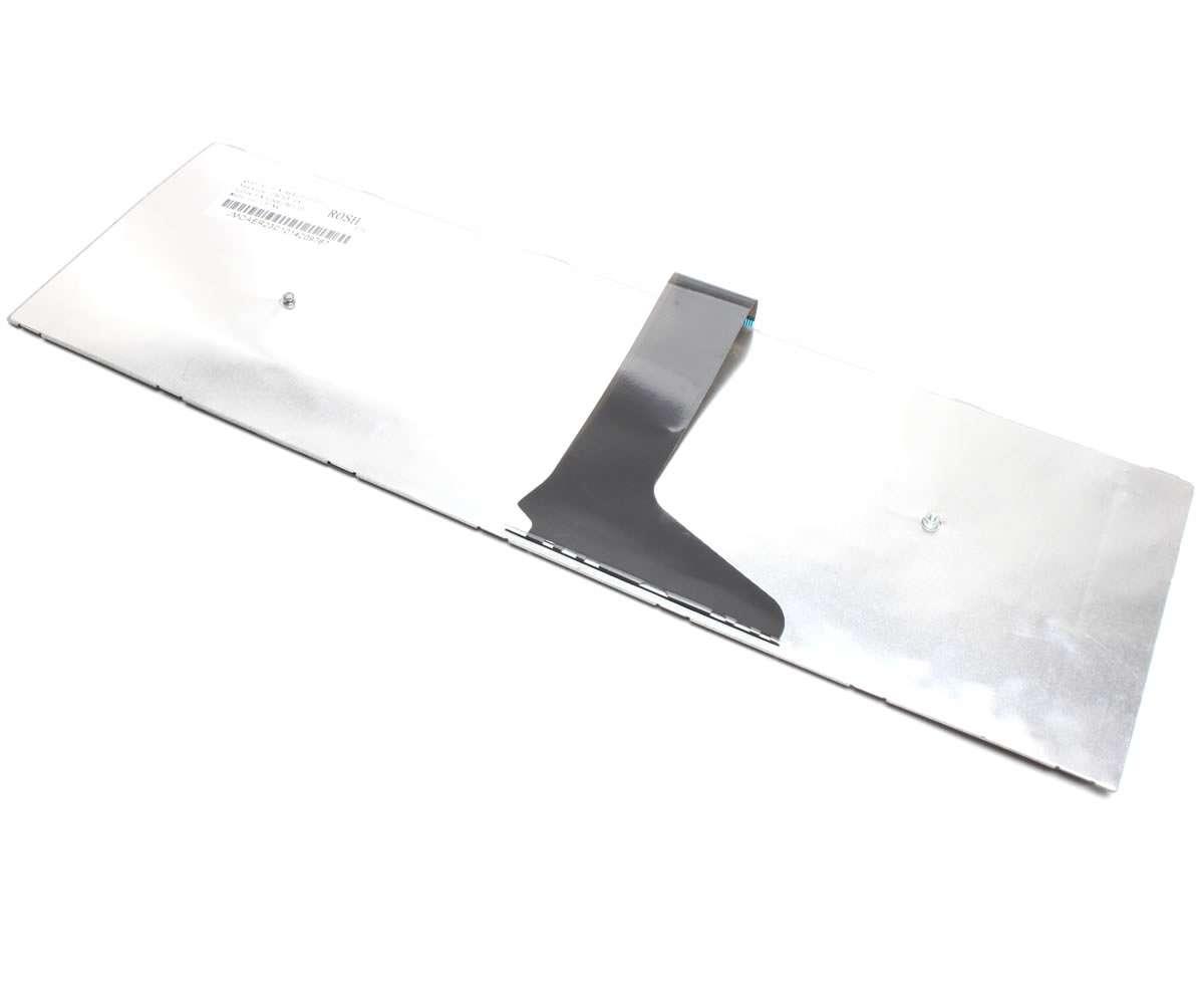 Tastatura Toshiba Satellite C55 A C55A Neagra imagine powerlaptop.ro 2021