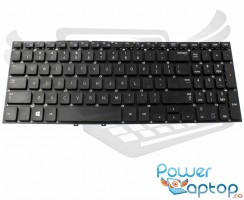 Tastatura Samsung  NP300E5E neagra. Keyboard Samsung  NP300E5E. Tastaturi laptop Samsung  NP300E5E. Tastatura notebook Samsung  NP300E5E